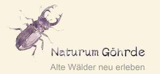 Logo Waldmuseum Naturum Göhrde im Wendland