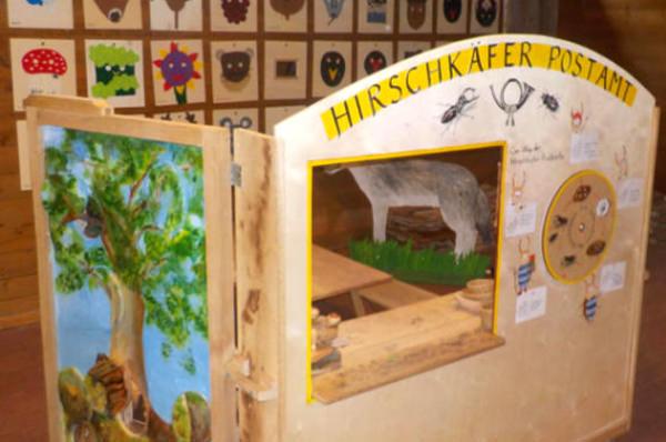 Waldmuseum im Naturum Göhrde