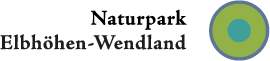 Naturpark Elbhöhen Wendland Logo